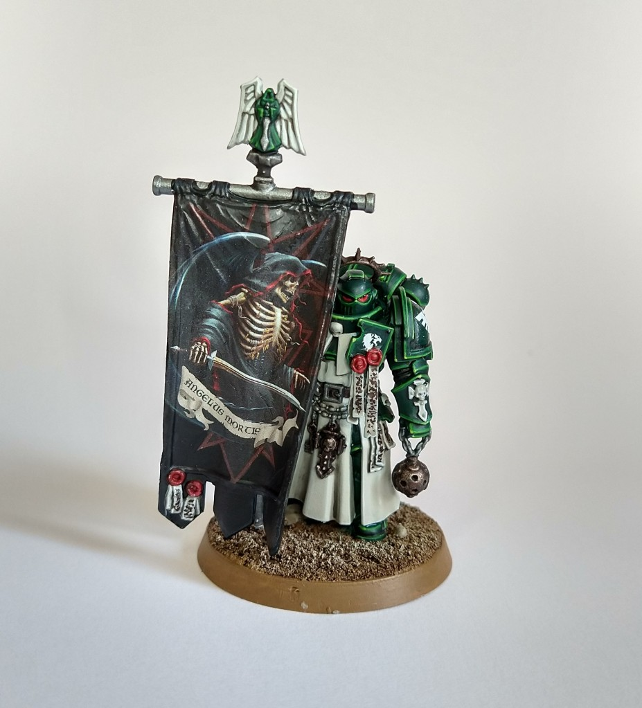 Dark angels bladeguard ancient conversion