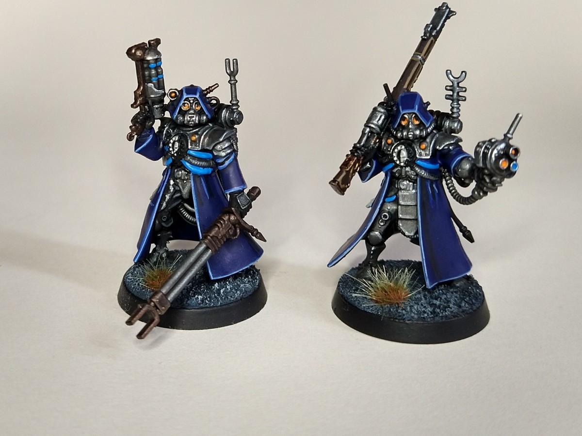 Skitarii-rangers
